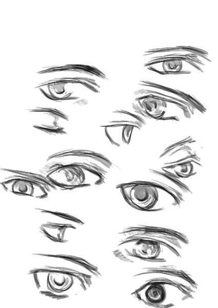 cum să desenezi un portret al unei fete