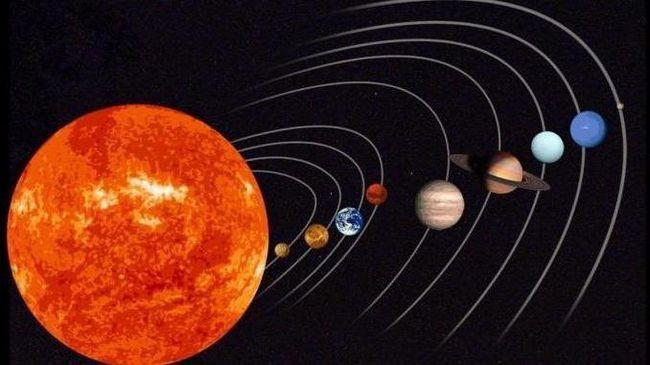 Sistemul solar cum să atragă
