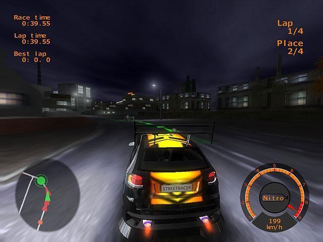 tuning kpp în jocul de curse pe stradă