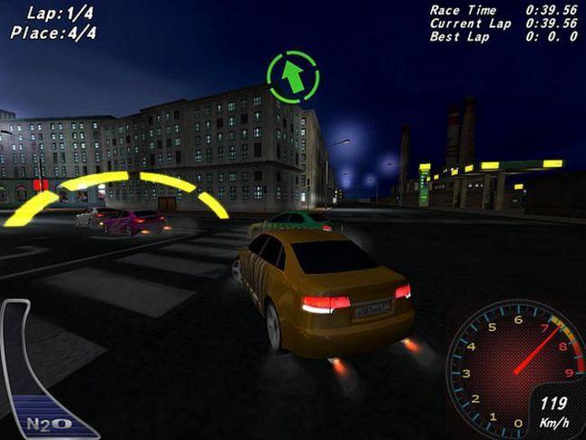 joc în curse de strada cdp personalizate