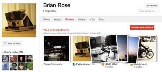 numele albumelor foto