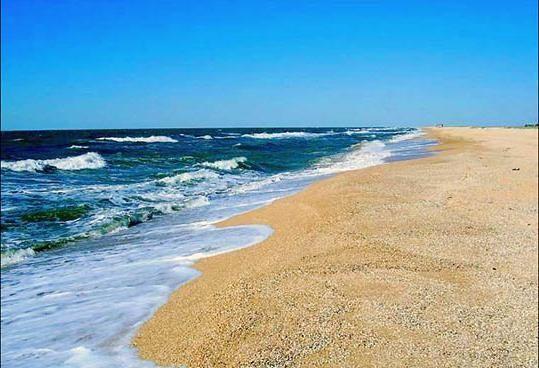 Stațiunile din regiunea Krasnodar cu plaje de nisip