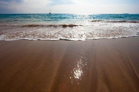 Plajele nisipoase din Teritoriul Krasnodar