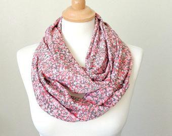 шарф снуд как носить