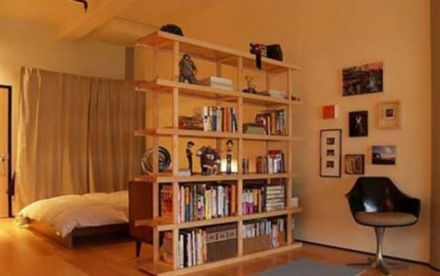 design interior al unui apartament mic
