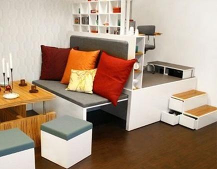 proiectarea unui mic apartament