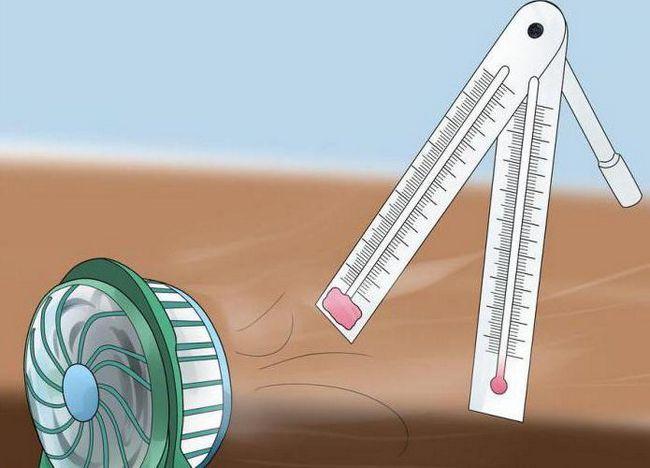 Как определить влажность воздуха в квартире с помощью термометра