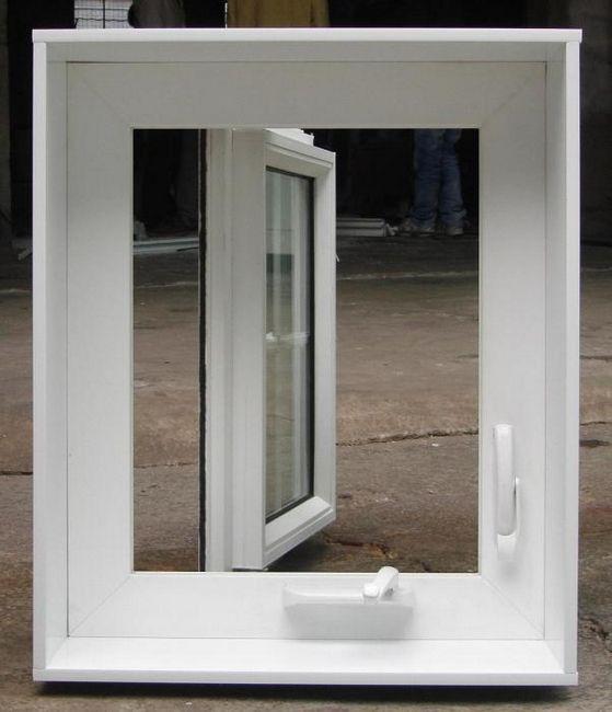 instalarea geamurilor din plastic cu mâinile tale