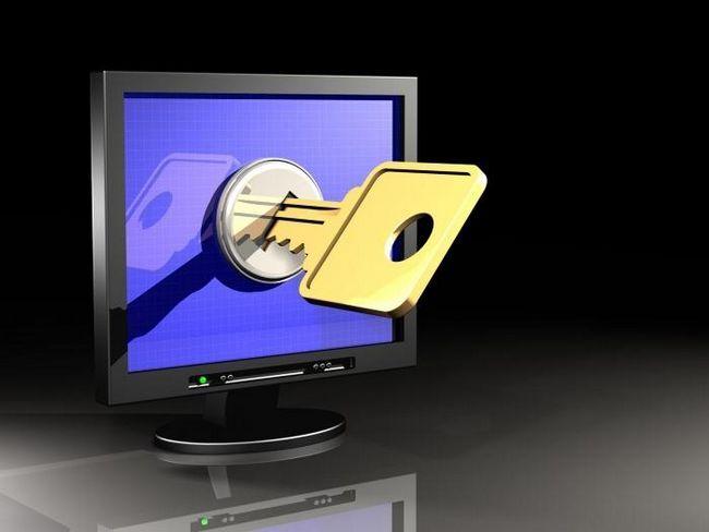 Cum pot dezactiva paravanul de protecție de pe computerul meu?