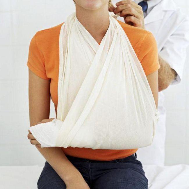 Cum se face distincția între fractură și rănire