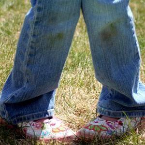 Poți să speli iarba