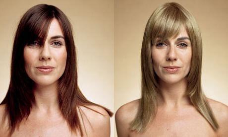 Cum să repună o blondă într-o brunetă? Secretele coafurii