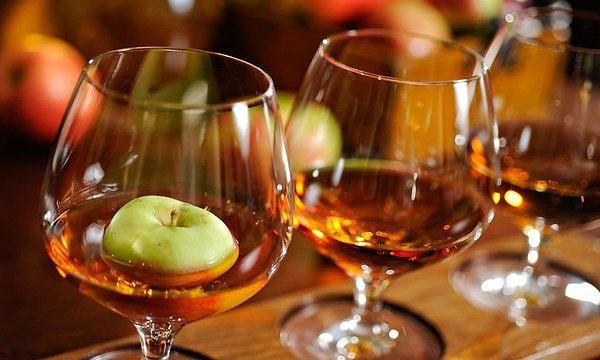 Cum să bei Calvados corect