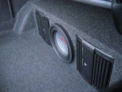 Cum să conectați un subwoofer în mașină, unde să îl amplasați