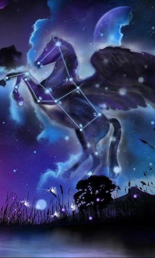 constelația pegasus