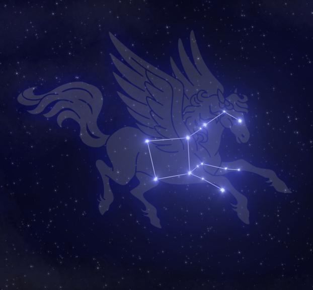 imagini constellation pegasus