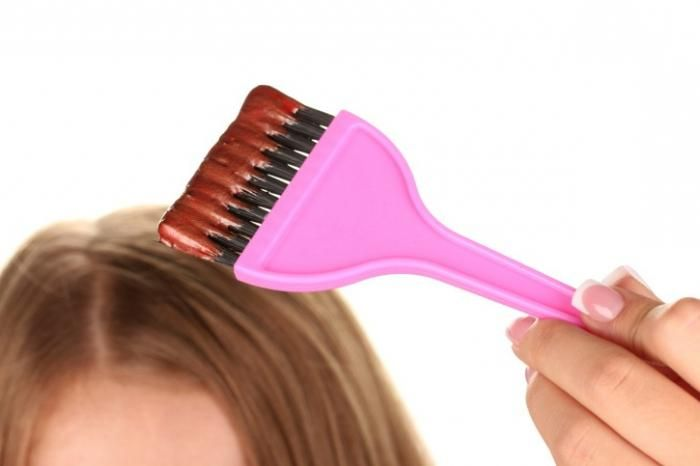cum să picteze sfaturi de păr acasă
