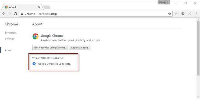 Cum pot actualiza complet Google Chrome?