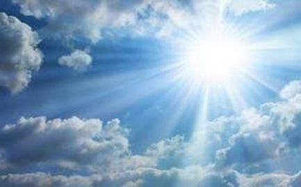 soarele la zenit