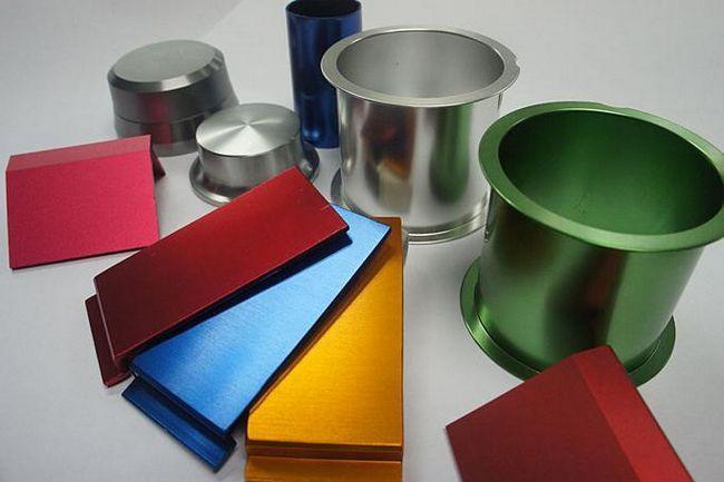 anodizat aluminiu
