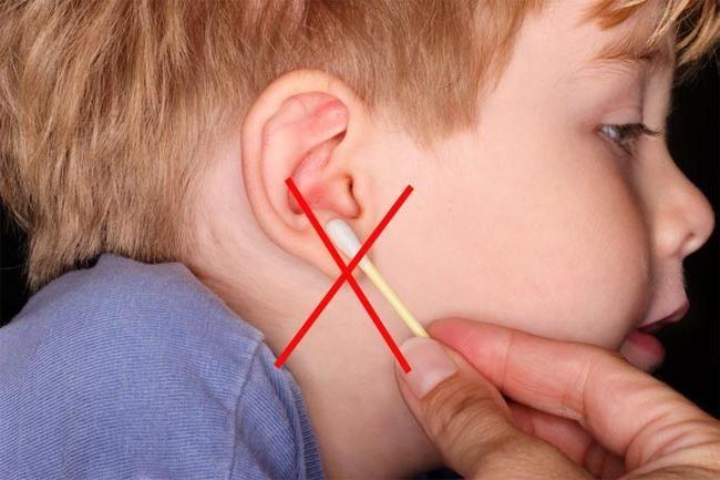 cum să vă curățați urechile