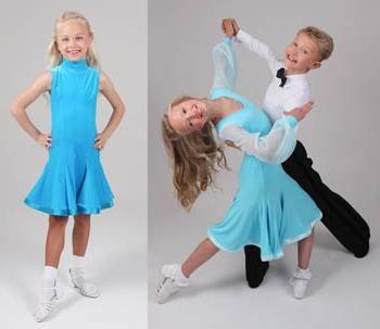 Rochii pentru dansuri de bal pentru fete