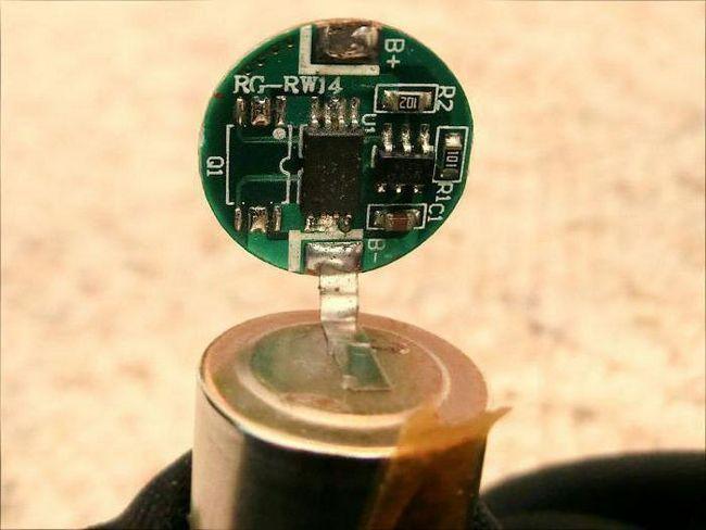 recuperarea bateriilor litiu-ion