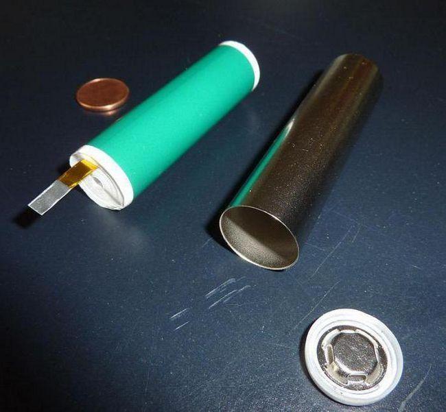 tensiunea bateriei litiu-ion