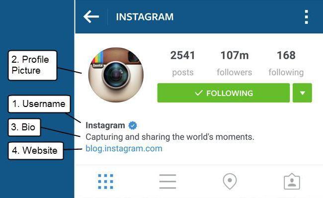 cum să alegi o poreclă într-un instagram