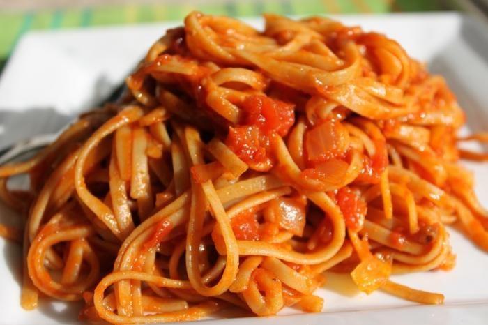 cum să gătești paste pentru spaghete