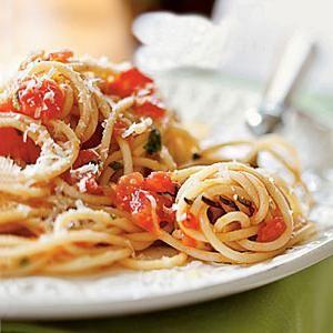 paste simple pentru spaghete