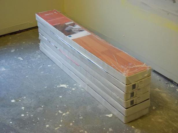 cum se calculează cantitatea de laminat pe podea