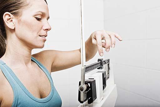 cum să calculați greutatea normală
