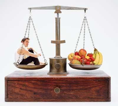cum să știți greutatea normală