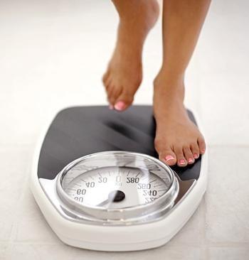 greutatea normală a unei persoane