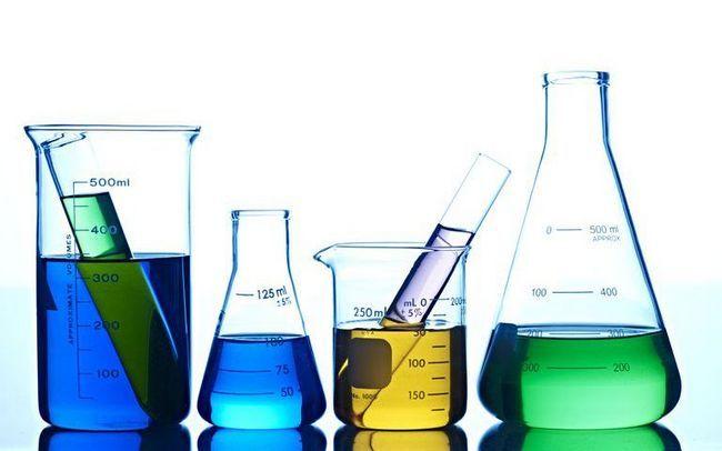 coeficienți în chimie