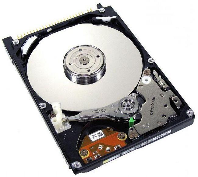 Cum să partiționați singur un hard disk