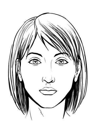 cum să deseneze o fată