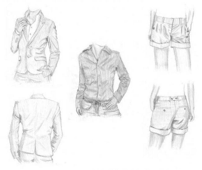 Cum să atragă hainele. Unele sfaturi utile pentru începători de designeri de modă