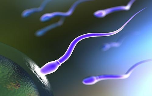 cum să treci sperma