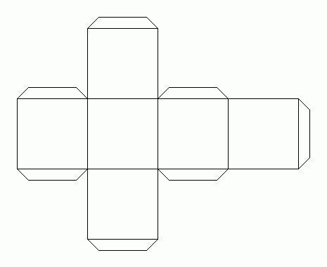 Cum se face un cub de hârtie - câteva sfaturi simple