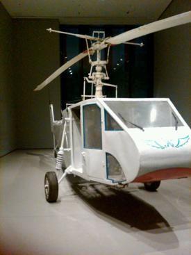 elicopter de casă de casă