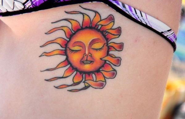 Tattoo-ul Soarelui
