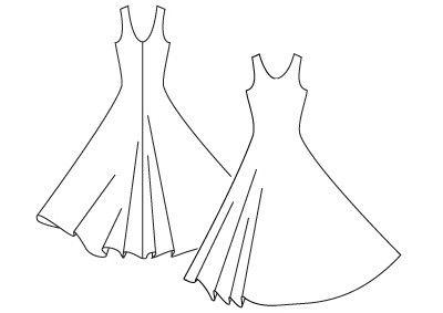 model de rochii în podea