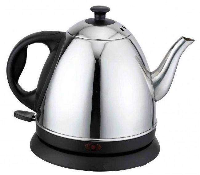 Cum să eliminați scara de la un ceainic electric? Mai multe moduri
