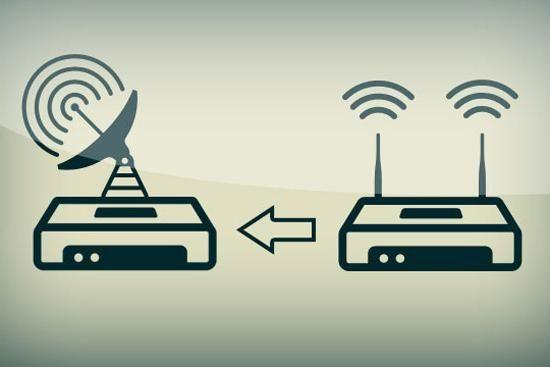 Amplificator semnal wifi