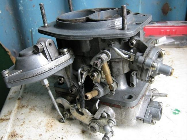 tuning carburator Ozon