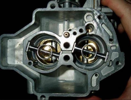 carburator pe VAZ 2109