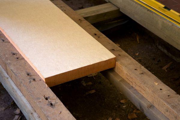 Izolarea termică a podelei cu polistiren expandat