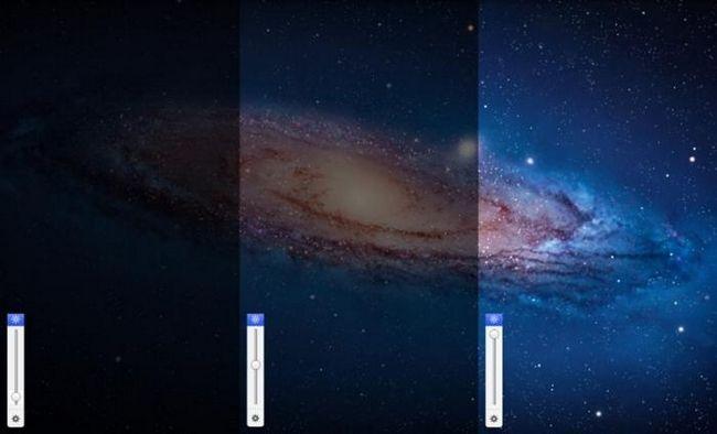 Cum de a spori singur luminozitatea laptopului